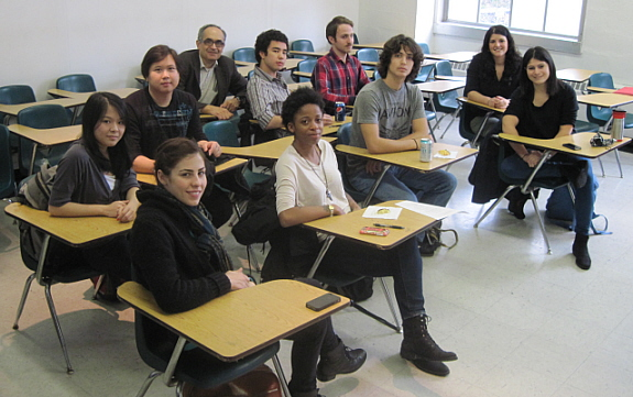 queens university english with creative writing